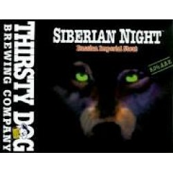 Thirsty Dog Siberian Night 4pk