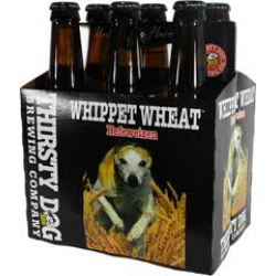 Thirsty Dog Whippet Wheat 1/6bbl