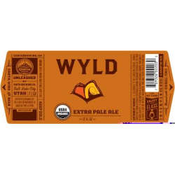 Uinta Wyld Extra Pale Ale 1/6bbl