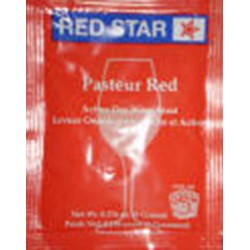 PASTEUR RED (SACCHAROMYCES CEREVISIAE)