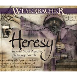 Weyerbacher Heresy 1/6bbl
