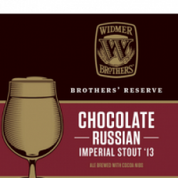 Widmer Brothers Reserve Chocolate Russian Imperial Stout 1/6bbl Keg