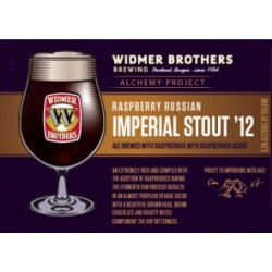 Widmer Brothers Reserve Raspberry Russian Imperial Stout 1/6bbl Keg