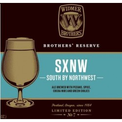 Widmer Brothers Reserve South by Northwest SXNW 1/6bbl Keg