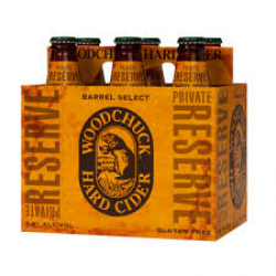Woodchuck Private Reserve Barrel Select 1/6bbl