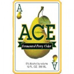 Ace Perry Hard Cider 1/6bbl Keg
