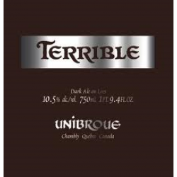 Unibroue La Terrible 1/6bbl