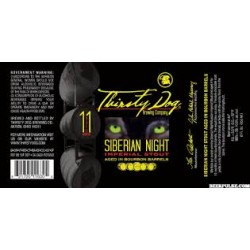 Thirsty Dog BA Siberian Night 4pk