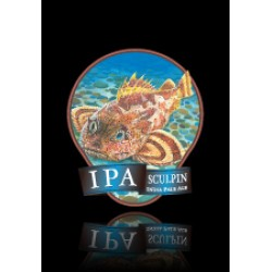 Ballast Point Sculpin IPA 1/6bbl Keg