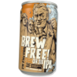21st Amendment Brew Free or Die IPA 1/6bbl Keg