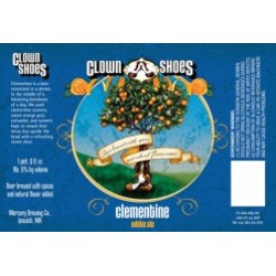 Clown Shoes Clementine 4pk