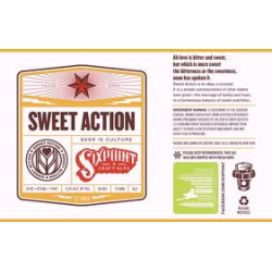 Sixpoint Sweet Action 1/6bbl