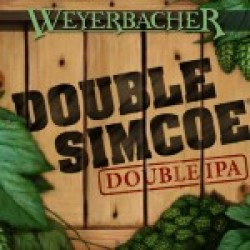 Weyerbacher Double Simcoe IPA 1/6bbl Keg