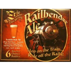 Erie Brewing Railbender Ale 1/6bbl