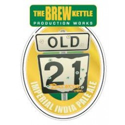 The Brew Kettle Old 21 1/6bbl Kegs