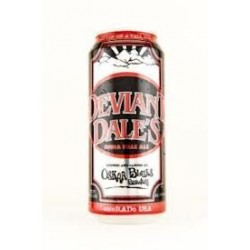 Oskar Blues Deviant Dale's India Pale Ale 1/6bbl Keg
