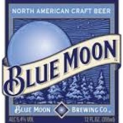 Blue Moon Belgian White Ale 1/6bbl Keg