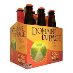 Two Brothers Domaine DuPage 1/6bbl Keg