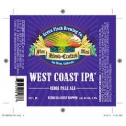 Green Flash West Coast IPA 1/6bbl Keg