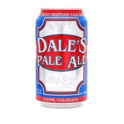 Oskar Blues Dales Pale Ale 1/6bbl Keg