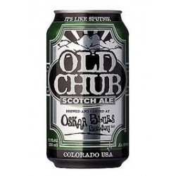 Oskar Blues Old Chub 1/6bbl Keg