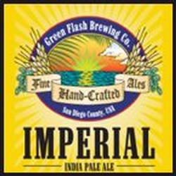 Green Flash Imperial IPA 1/6bbl Keg
