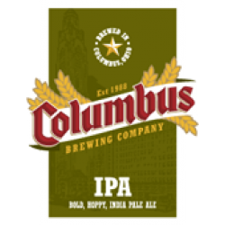 Columbus Brewing IPA 1/6bbl Keg