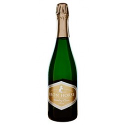 "Iron Horse ""Wedding Cuvée"" Green Valley Brut"