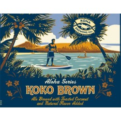Kona Koko Brown Ale 1/6bbl Keg