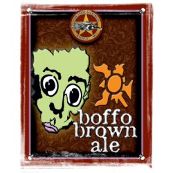 Dark Horse Boffo Brown Ale 1/6bbl Keg