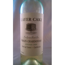 "Layer Cake ""Virgin"" Central Coast Chardonnay"