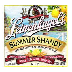 Leinenkugels Summer Shandy 1/6bbl Keg