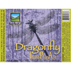 Upland Dragonfly IPA 1/6bbl