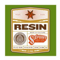Sixpoint Resin 1/6bbl