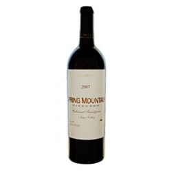 Spring Mountain Vineyard Estate Cabernet Sauvignon