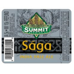 Summit Saga IPA 1/6bbl