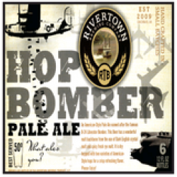 Rivertown Hop Bomber Pale Ale 1/6bbl Keg