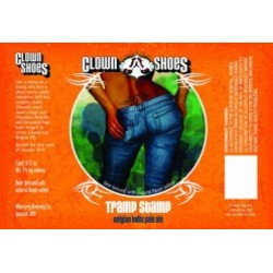 Clown Shoes Tramp Stamp 4pk
