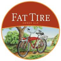 New Belgium Fat Tire 1/6bbl