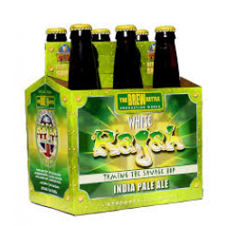 Brew Kettle White Rajah 6pks