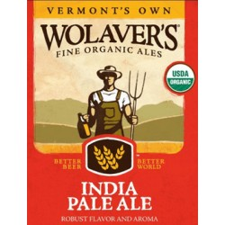 Wolavers India Pale Ale 1/6bbl Keg